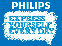 Philips Express Yourself